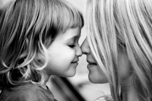 Mamá y niño