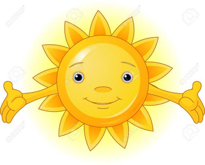 4844983-Bonitos-dibujos-animados-de-sol-de-verano-Foto-de-archivo